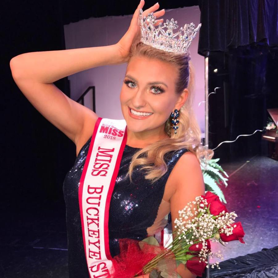 Introducing Miss Buckeye State! Learn My Pageant Secrets: Airbrush Makeup