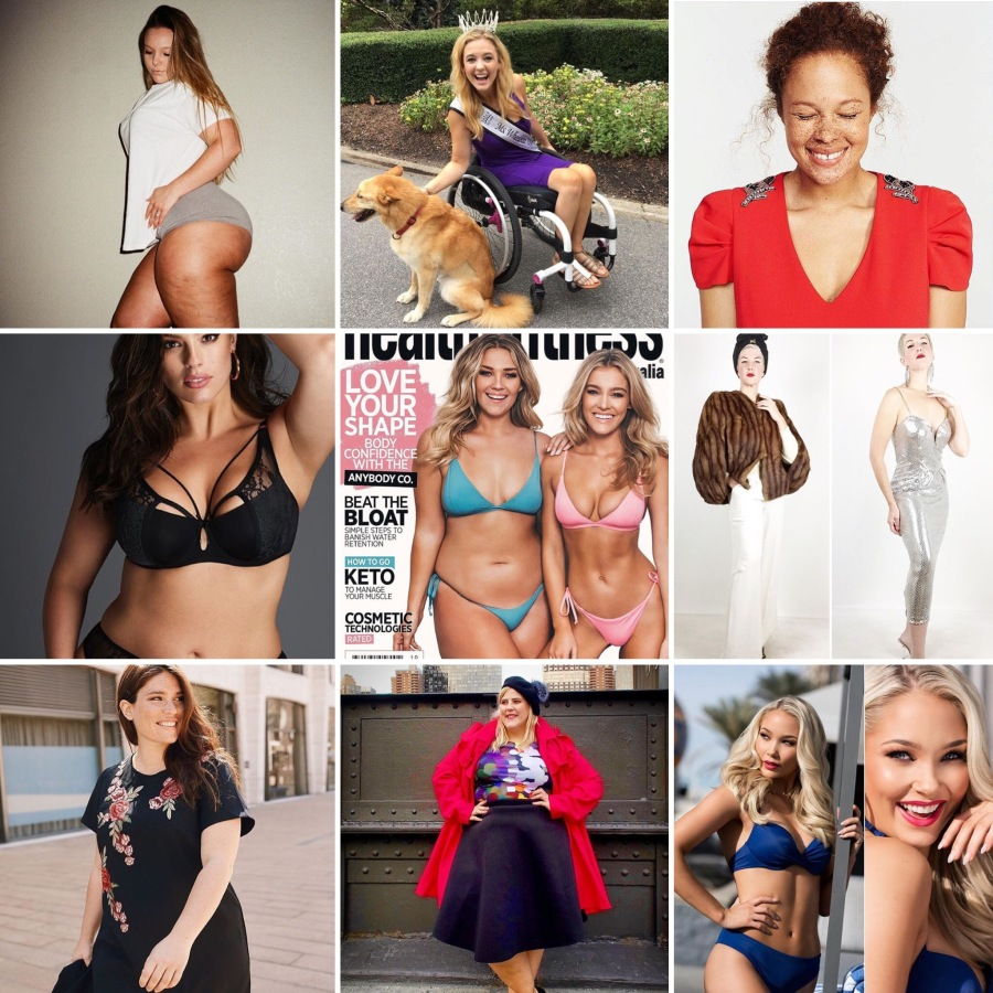 Body Positive Accounts to Follow, Find your Body Role Model