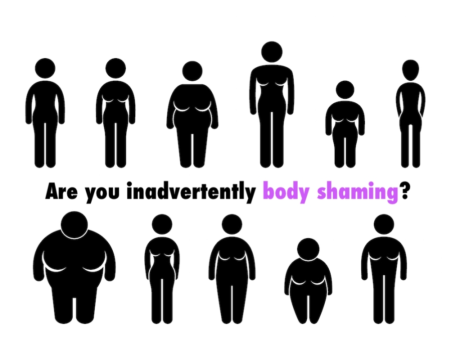 #ENDBODYSHAMING, Please share!