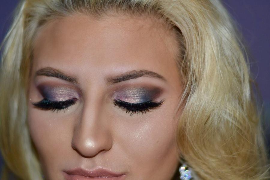 Holiday Glam Eye Makeup, Step byStep