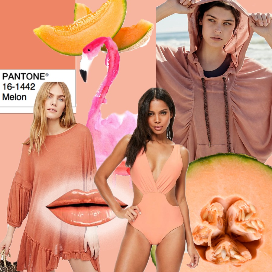 Color Alert for Summer: Melon
