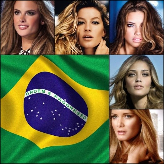 Why are there so many Brazilian supermodels???