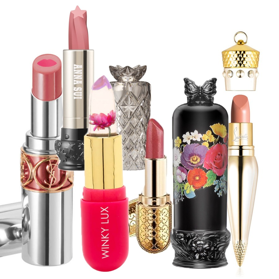 Top 10 Most Beautiful Lipstick Tubes