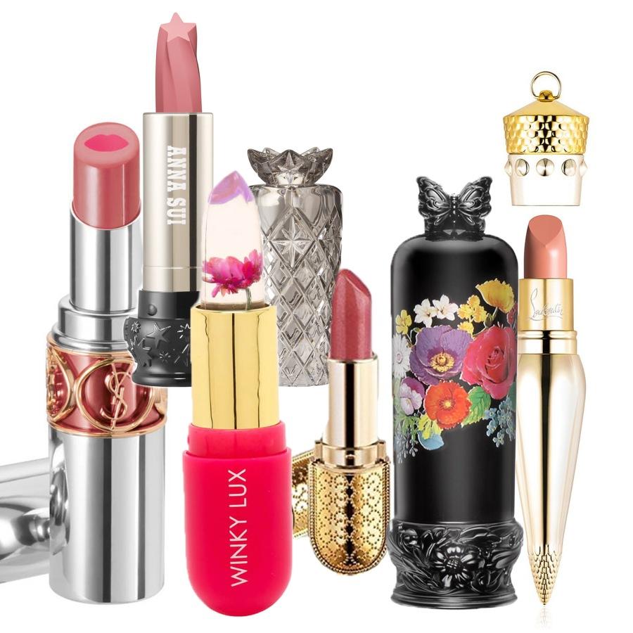 Top 10 Most Beautiful LipstickTubes